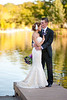 Ambyr & Casey : Malibou Lake Mountain Club in Malibu, Ca